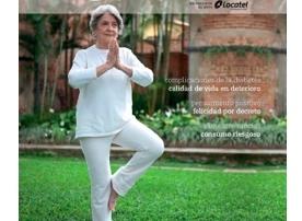 Actividad física en el adulto mayor - Reportaje de salud - Redacto Texto