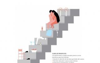 Preliminares sexuales - Reportaje para revista +salud